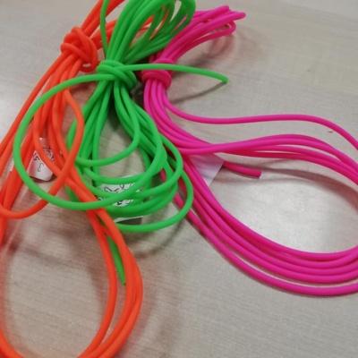 Tubo sintetico colorato